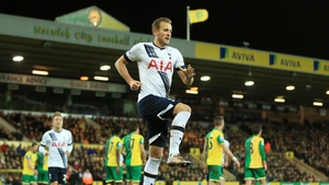 Only Jamie Vardy has scored more Premier League goals than Harry Kane this season