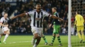 Rondon rescues a point for the Baggies