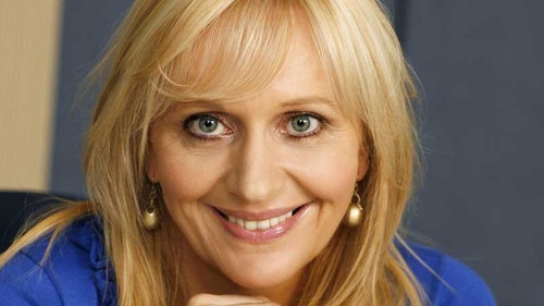 Miriam O'Callaghan says she's more comfortable reporting on stories than being at the centre of them