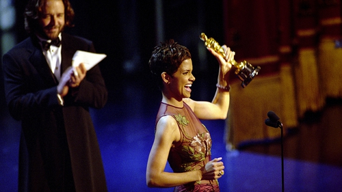Halle Berry says historic Oscar win didn't change anything in Hollywood