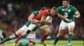 James, Anscombe to start for Wales against Ireland