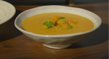 Butter Bean & Bacon Soup: Neven Maguire