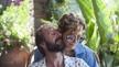 Ralph Fiennes and Tilda Swinton in A Bigger Splash