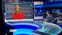 RTÉ Political Correspondent Martina Fitzgerald discusses the election