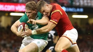 Andrew Trimble: 'The intensity is going to be through the roof and I think hopefully that's going to bring the best out of us'