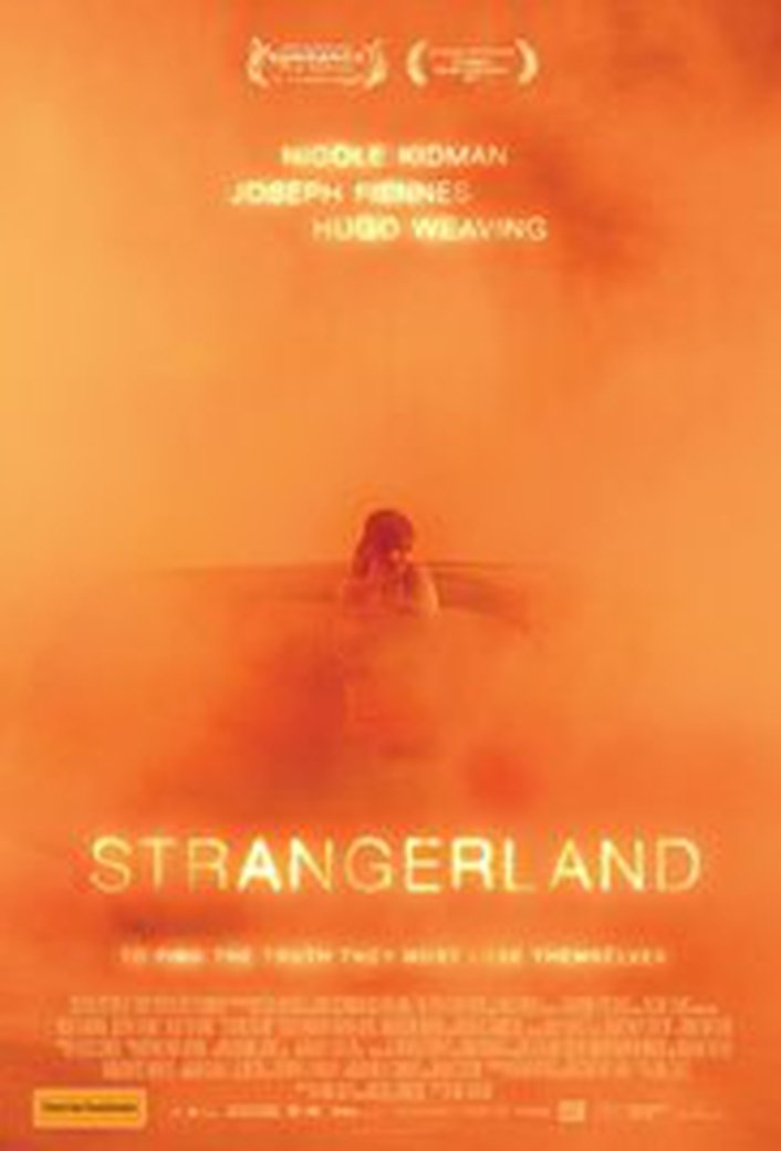 "Michael Kinirons, writer of the film ""Strangerland"""