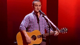 The Voice of Ireland Extras: Brian Roche