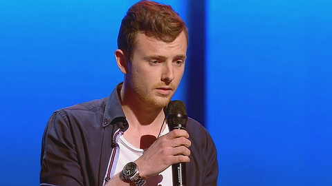 The Voice of Ireland Extras: Sam Conlon