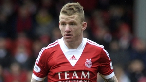 Jonny Hayes opened the scoring from 25 yards