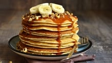American Style Pancakes - the options are endless