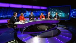 Prime Time Extras: Election 2016 Debate