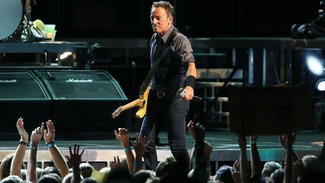 Bruce Springsteen will play Croke Park in May