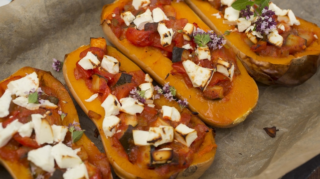 Now that's how to do butternut squash