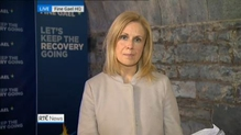 Political Correspondent Martina Fitzgerald discusses FG's 'Long Term Economic plan'