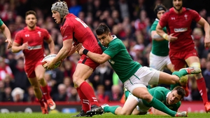 Conor O'Shea: Robbie Henshaw's massive and McCloskey's a big lad too - so Jonathan Davies could be the midget of the midfield.'