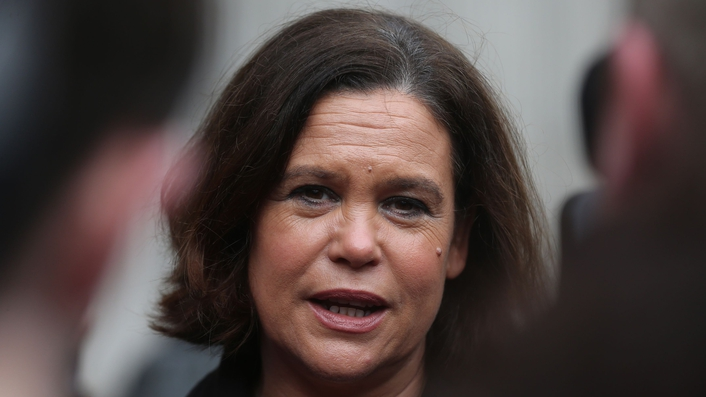 Sinn Féin: Pledging 'abolition of water charges and family home tax'