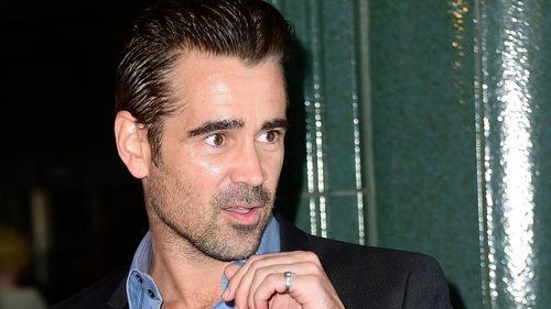 """Colin Farrell - Would work with Room director Abrahamson """"in a second"""""""