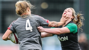 Elise O'Byrne-White will win her first Ireland cap against Wales on Saturday