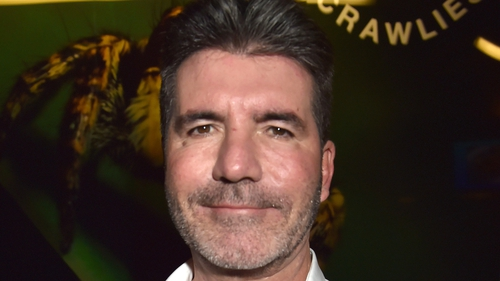 Simon Cowell taken to hospital following a fall at his London home