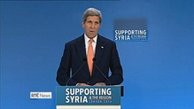 Over €13bn pledged by donor nations for Syria