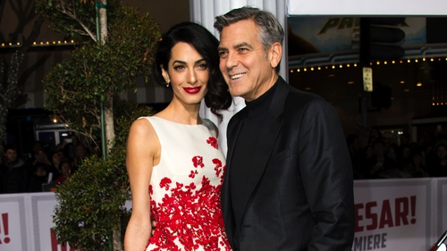 Amal left George waiting after proposal