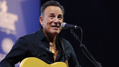 Springsteen is currently in the early stages of his The River Tour in the US and Canada