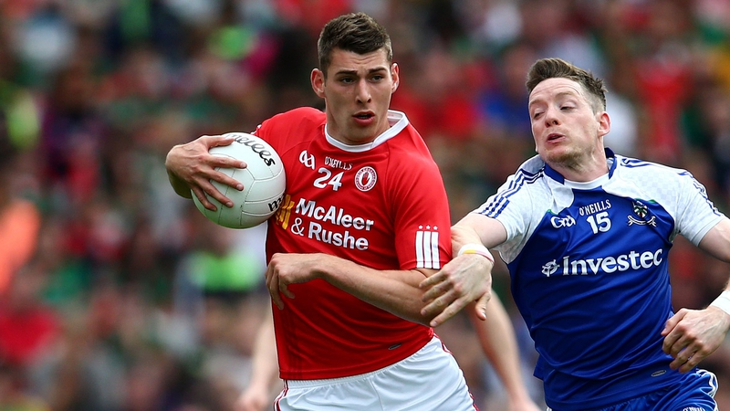 Padraig McNulty starts for Tyrone