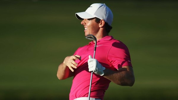 Rory McIlroy: 'If I can get off to a better start [on Saturday] you never know.'