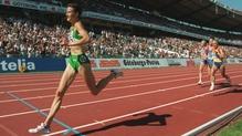 Sonia O'Sullivan won gold in Gothenburg in 1995