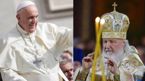 Pope Francis will meet Patriarch Kirill in Havana
