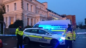David Byrne was killed in a gang-related shooting in the Regency Hotel in Dublin last year