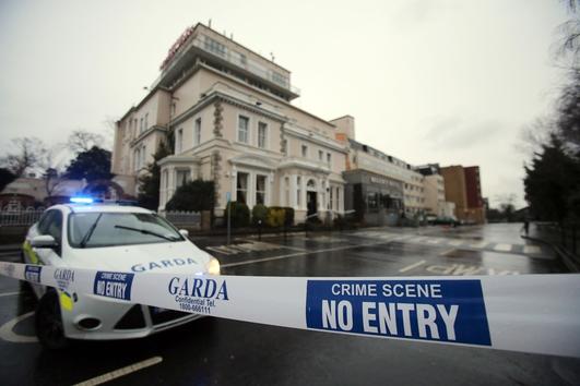 Regency Hotel Shooting