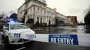 It is believed the gunmen were dressed in Garda uniforms and used semi-automatic weapons