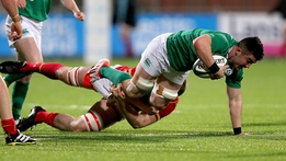 RBS 6 Nations: U20s Ireland V Wales
