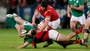 Wales show strength in defeat of Ireland U-20s