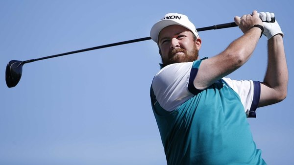 Shane Lowry carded a 70 in his second round in Scottsdale