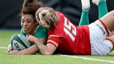 Ireland women open with Six Nations win