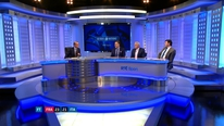 Donal Lenihan, Brent Pope and Shane Horgan analyse the opening game of the 2016 Six Nations