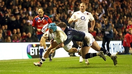 RBS 6 Nations: Scotland v England