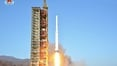 North Korea launches rocket amid criticism