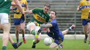 Kerry's Stephen O'Brien finds the net