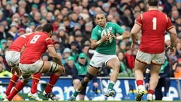 RBS 6 Nations: Ireland v Wales