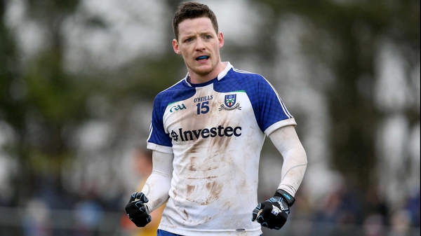 Star forward Conor McManus contributed two of Monaghan's points in Clones