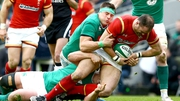 CJ Stander: 'It's a good start and we can build on that.'