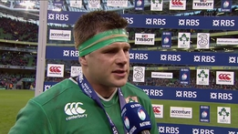 RBS 6 Nations Extras: Man of the Match CJ Stander
