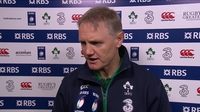 RBS 6 Nations Extras: Joe Schmidt