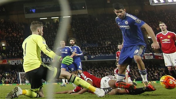 Diego Costa's late equaliser was not the fault of Memphis Depay according to Wayne Rooney