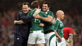 Ireland's Grand Slam Journey