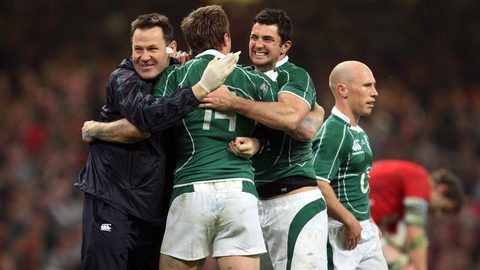 Ireland's Grand Slam Journey