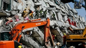 At least 24 people are known to have died in the quake, which struck on Friday